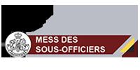 Le mess des sous-officiers Logo
