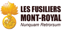 Les Fusiliers Mont-Royal Logo